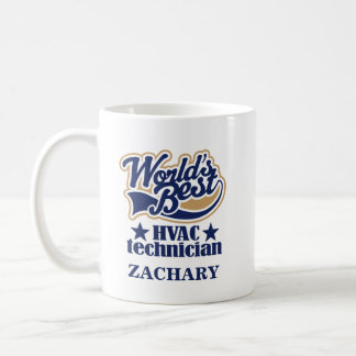 HVAC Technician Personalized Mug Gift