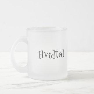 Hvidtøl Taza De Café