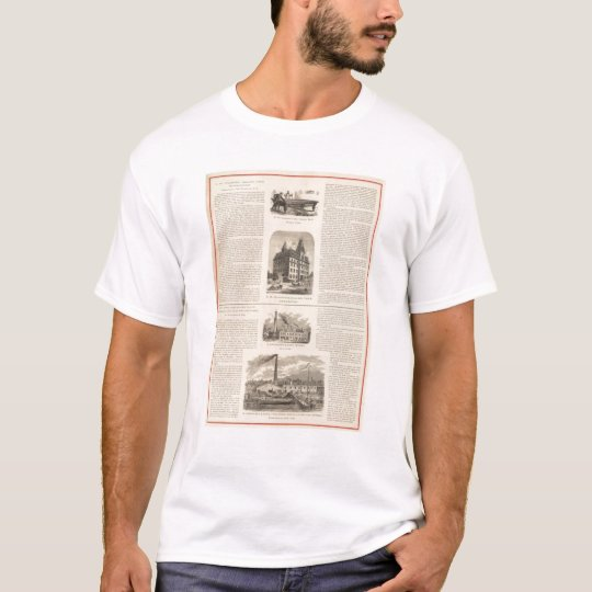 HW Collender B Kreischer and Son T-Shirt
