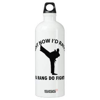 Hwa Rang do design Aluminum Water Bottle