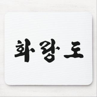 Hwa Rang Do Mouse Pad