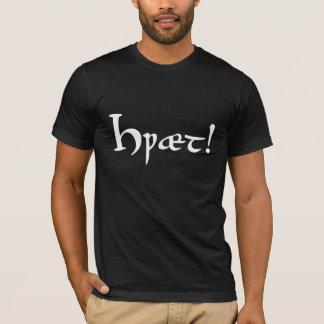 Hwæt! Beowulf Old English T-Shirt