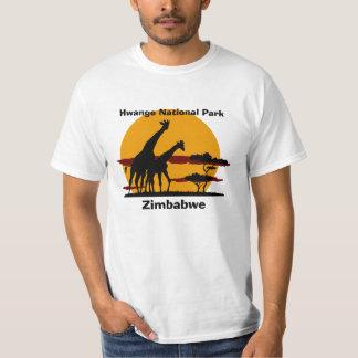 Hwange National Park T Shirts