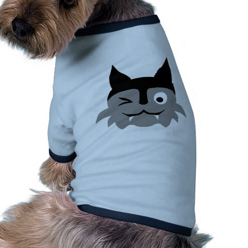 HWerewolfP10 Camisa De Mascota