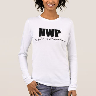 HWP black Long Sleeve T-Shirt