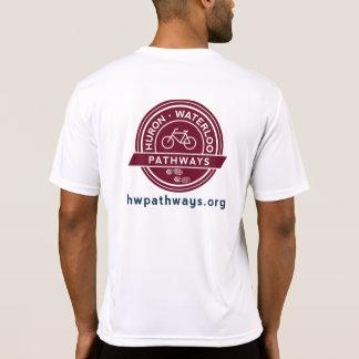HWP Logo Men's Performance Tee Shirt