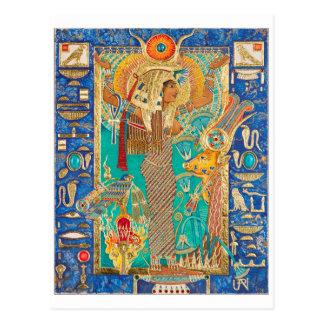 Hwt-Her (Hathor), Postcard