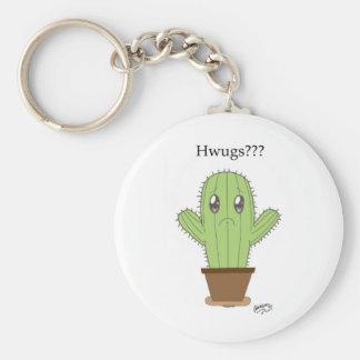 Hwugs Cactus Llaveros Personalizados