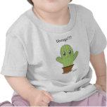 """Hwugs???"" Cactus Tee Shirts"