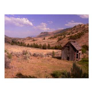 HWY 26 - Old Barn 1 Post Card