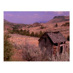 HWY 26 - Old Barn 2 Postcard