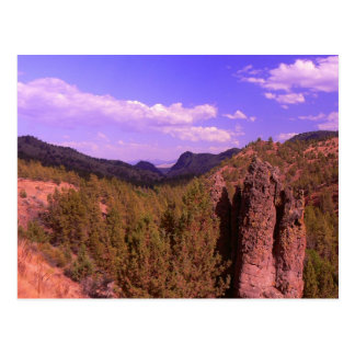 HWY 26 - Rock Formation 1 Post Card