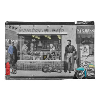 HWY 51 Silver 2 Travel Accessories Bag