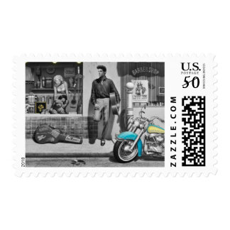 HWY 51 Silver Postage