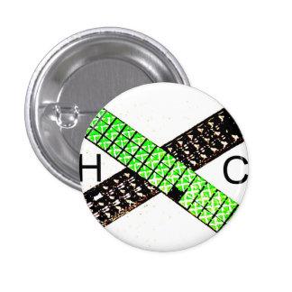 HxC Pin Redondo 2,5 Cm