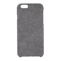 HXG1 BK-MRBL BK-WCLR CLEAR iPhone 6/6S CASE