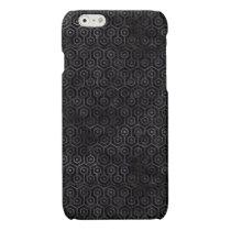 HXG1 BK-MRBL BK-WCLR GLOSSY iPhone 6 CASE