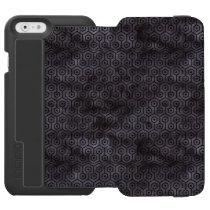 HXG1 BK-MRBL BK-WCLR (R) iPhone 6/6S WALLET CASE