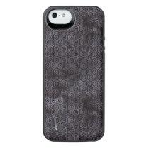 HXG1 BK-MRBL BK-WCLR (R) iPhone SE/5/5s BATTERY CASE