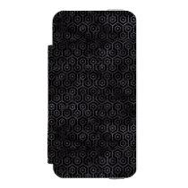 HXG1 BK-MRBL BK-WCLR WALLET CASE FOR iPhone SE/5/5s
