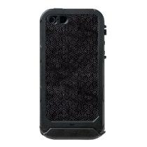 HXG1 BK-MRBL BK-WCLR WATERPROOF iPhone SE/5/5s CASE