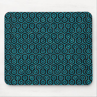 HXG1 BK-TQ MARBLE MOUSE PAD