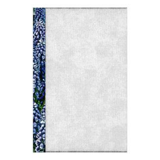 Hyacinth As Art Stationery Design