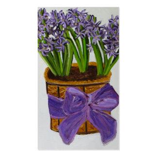 Hyacinth Business Card