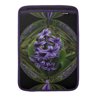 Hyacinth Candy MacBook Air Sleeve