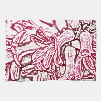 Hyacinth Edited Hand Towel