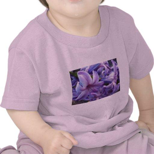 Hyacinth Flowers Bay T-Shirt