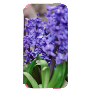 Hyacinth iPhone 6/6s Wallet Case