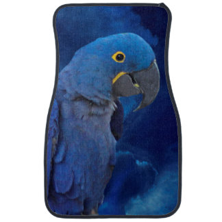 Hyacinth Macaw Car Floor Mat