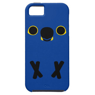Hyacinth Macaw iPhone 5 Cover