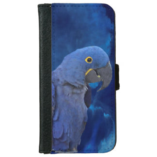 Hyacinth Macaw iPhone 6/6s Wallet Case