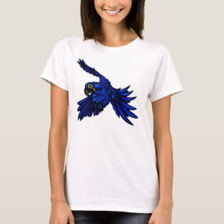 Hyacinth Macaw Ladies Shirt