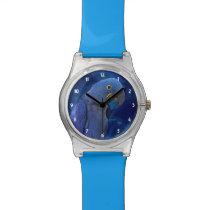 Hyacinth Macaw Watch
