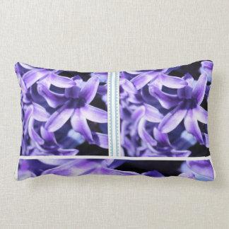 Hyacinth Pillow