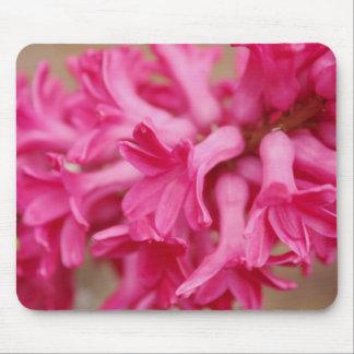 Hyacinth Pink Mouse Pad
