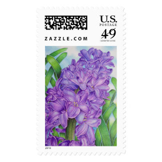 Hyacinth Postage