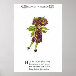 Hyacinth Print
