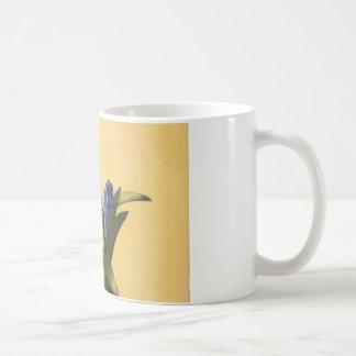 Hyacinth Pot Classic White Coffee Mug