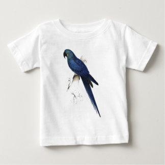 Hyacinthine Maccaw by Edward Lear Baby T-Shirt