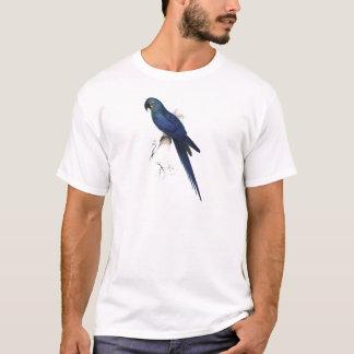 Hyacinthine Maccaw by Edward Lear T-Shirt
