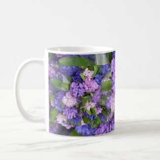 Hyacinths Mug mug