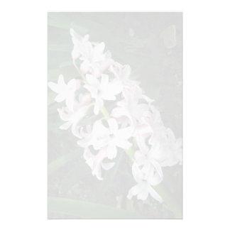 Hyacinths Stationery