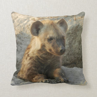Hyaena Pup Pillow