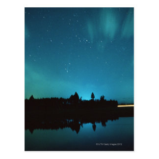 Hyakutake Comet Postcard