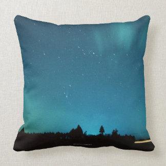 Hyakutake Comet Throw Pillow