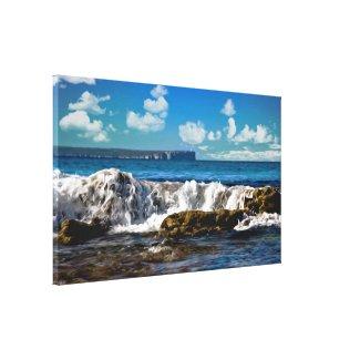 Hyams Beach 37 Canvas Print